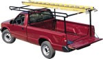 (1345) Weather Guard Steel Truck Rack - Compact Pickup, Short Bed