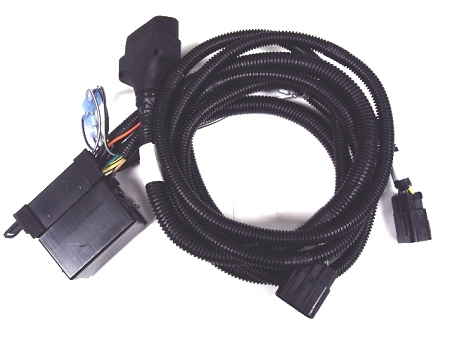 16160100 16160100) snowdogg snowplow harness, truck light relay snowdogg wiring harness at virtualis.co