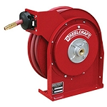 (4625 OLP) ReelCraft Premium Duty Compact Spring Retractable Reel (3/8