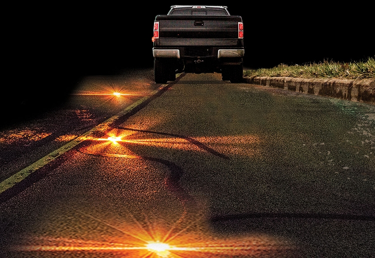 8891016 Buyers Led Heavy Duty Road Flare