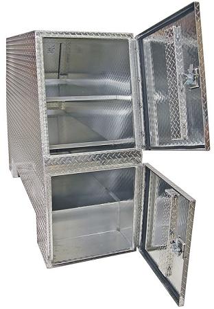 Bp825524 Buyers Aluminum B Pack Toolbox