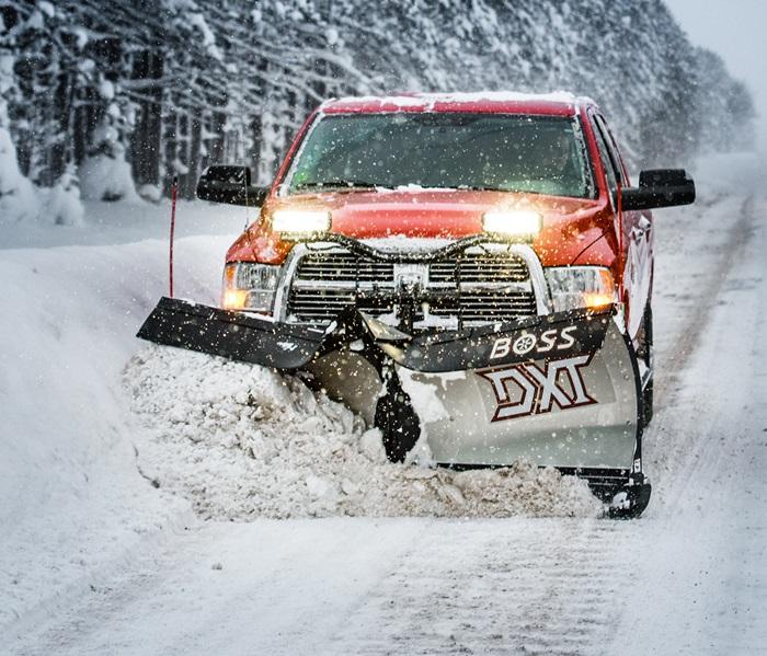 Boss Dtx V Plows Kaffenbarger Truck Equipment Co