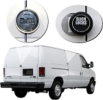(FD-FVK-SLIDE-TK) Slick Locks Ford Van Sliding Door Kit