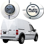 (FD-TC-FVK-2-TK) Slick Locks Ford Transit Connect Kit 2014+