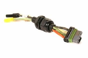 buyers salt dogg spreader wire harness shpe series 3006844 buyers salt dogg spreader wire harness shpe series