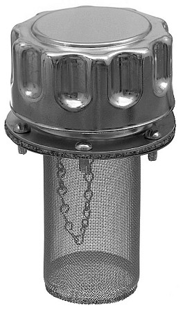 Tfa005715 Filler Strainer Breather Cap Assembly