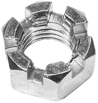 (1302215) Western Snowplow Slotted Hex Nut