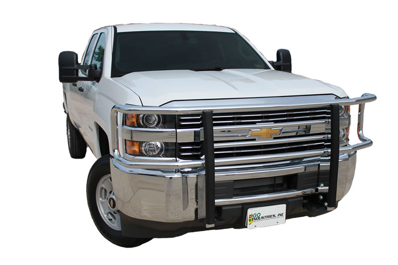 77752 Go Industries Big Tex Grille Guard 2015 2016