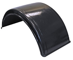(8590195) Fender, Black Poly - Minimum 19.5