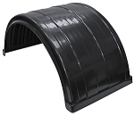 (8590245) Fender, Black Poly - Fits up to 24.5
