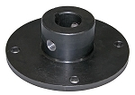 (924F0017A) Buyers Spreader Spinner Hub, Universal (Keyed & Cross Drilled), 1-1/2