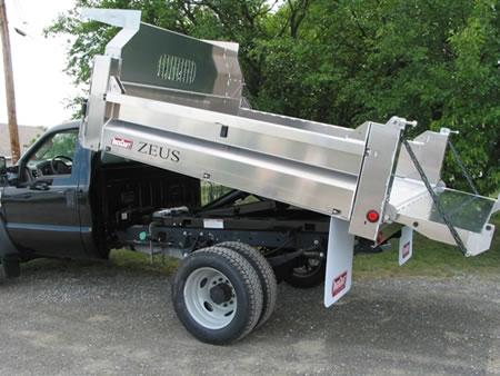 Truckcraft Zeus Aluminum Dump Body