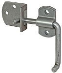 (B2588B) Straight Side Security Latch Set