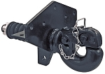 (BP225) 25-Ton Forged Swivel Type Pintle Hook