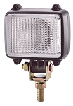 (E-91025) Ecco Halogen, flood beam, square