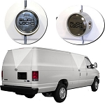 (FD-FVK-1-TK) Slick Locks Ford Van Hinged Door Kit