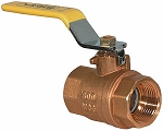 (HBV100) Ball Valve - Full Flow - 1