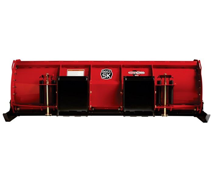 Boss Sk Skid Steer Box Plow Kaffenbarger Truck Equipment Co