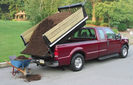 Ford Parts Truck Bed