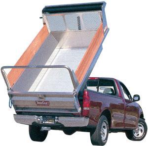 Truckcraft Ultra Aluminum Dump Insert