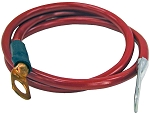 (1306120) Meyer Snowplow Red Power Cable, 63