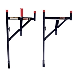 (1450) Weather Guard Steel Weekender Ladder Rack - Horizontal