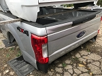 2018 Ford F250 Silver 8' Takeoff Bed (LB)