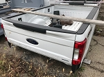 2018 Ford F250 White 8' Takeoff Bed (LB)