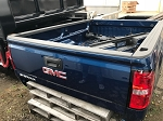 2018 GMC Blue 8' Takeoff Bed (LB)