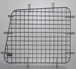 (60-23) Adrian Steel GM Full-Size Van Rear Hinged Door Wire Window Screen (Streetside)