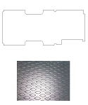 (88-148XFT) Adrian Steel Ford Transit Workmat (148