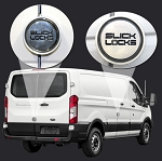 (FD-TR-HD-FVK-1-TK) Slick Locks 2015 Ford Full Size Transit Kit Side and Rear Hinged
