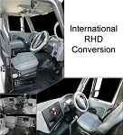 International RHD (Right-Hand Drive) Conversion