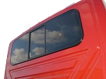 Rear Sliding Cab Windows
