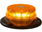(SL550ALP) Low Profile LED Beacon Strobe Light with Auxiliary Plug