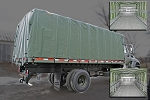 Troop Carrier - Cargo Body