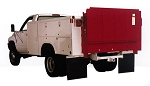 Tommy Gate Service/Utility Body Series G2 Dual Drive