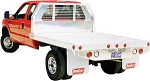 TruckCraft Heavy-Duty Aluminum Flatbed