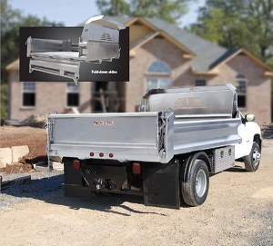 Crysteel A-Tipper Aluminum Dump Body
