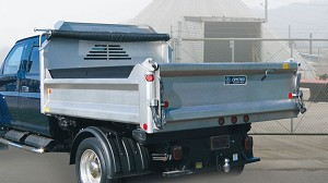 Crysteel S-Tipper Stainless Steel Dump Body
